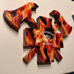 Feuerwehrkreuz Muster